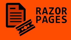 Razor Pages